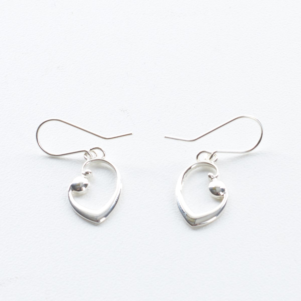 c826ec379 Sterling Silver Meira Earrings by Ortak - The Kilt Store