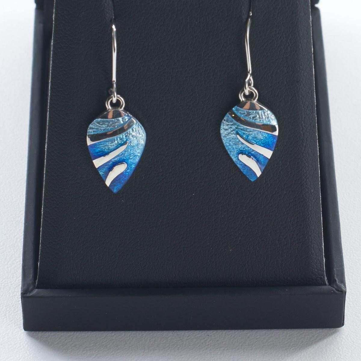 9022cd1b3 18170061_sterling_silver_earrings_mirage_oasis_3216_3249. Previous; Next. Sterling  Silver Mirage Drop Earrings by Ortak ...