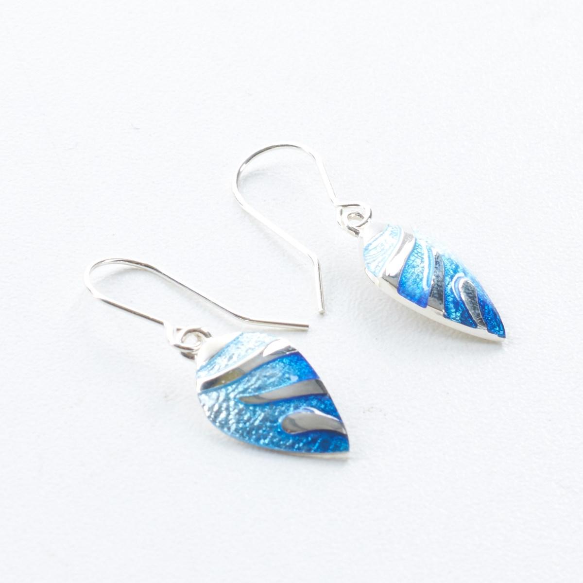 493c0b137 Sterling Silver Mirage Drop Earrings by Ortak ·  18170061_sterling_silver_earrings_mirage_oasis_3217_3250