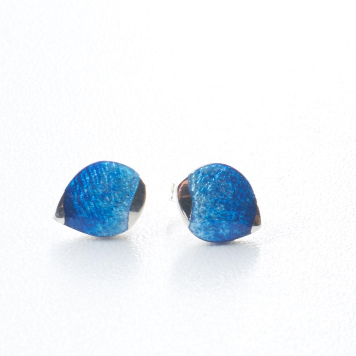 96910f3c9 Sterling Silver Mirage Earrings in Oasis by Ortak - The Kilt Store