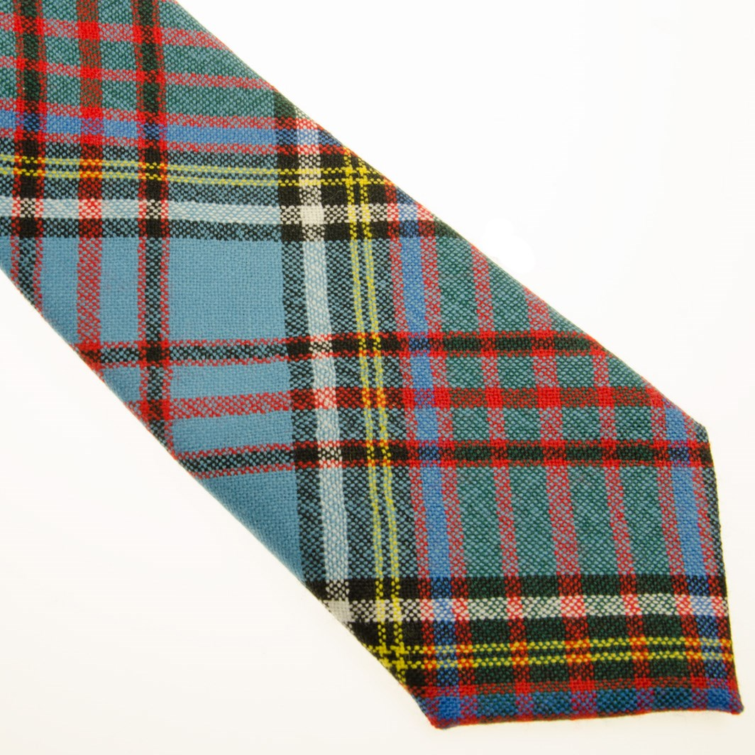 34dde372b69 Available from 13.95 √ Tartan Tie √ Anderson √ Pure Wool - The ...