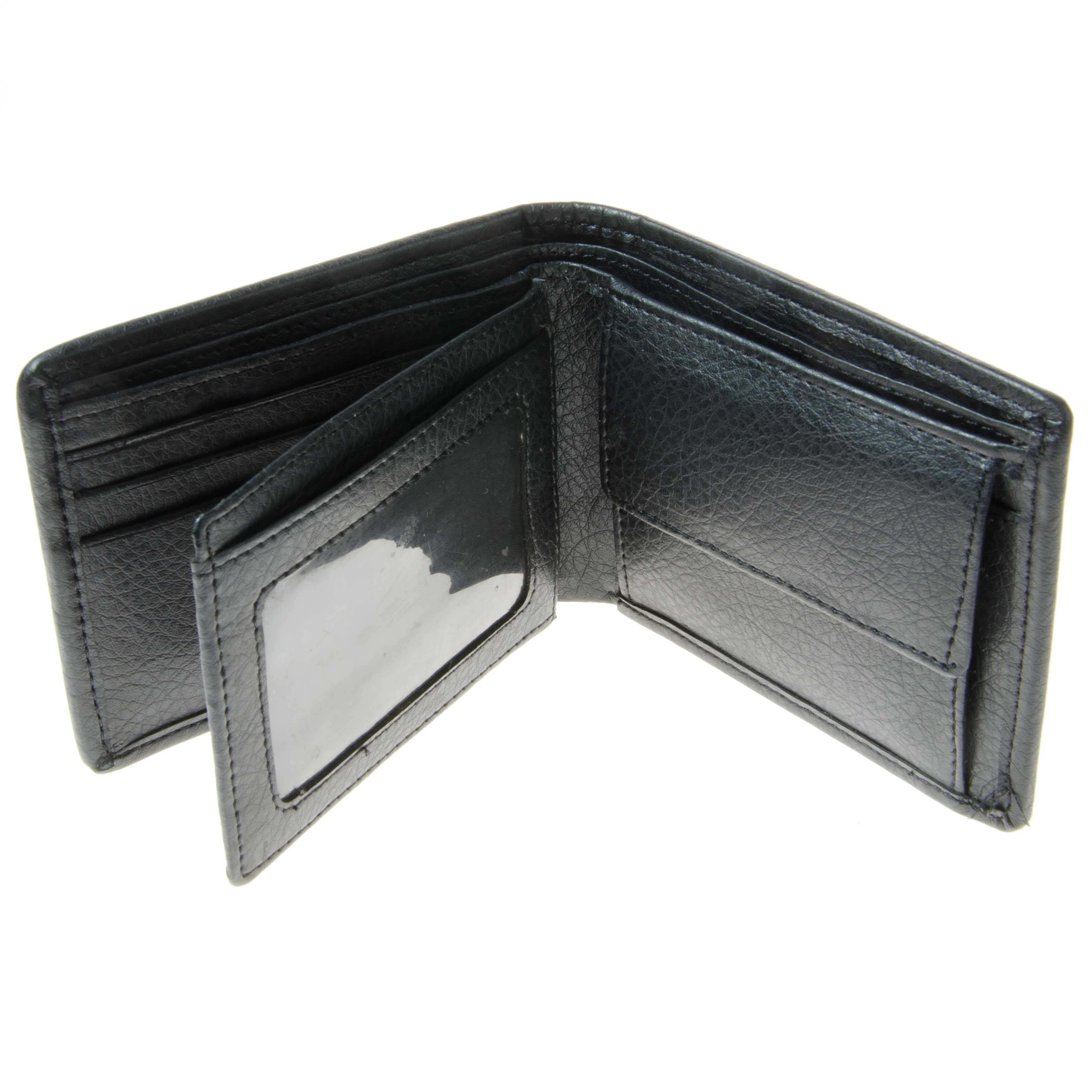 Cloudberry Harris Tweed Trifold Wallet Blue